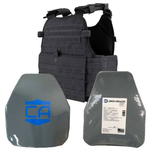 AR550 Body Armor with Condor Carrier