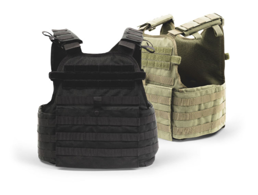 Caliber Armor AR550 Level III+ Body Armor Vest Packages