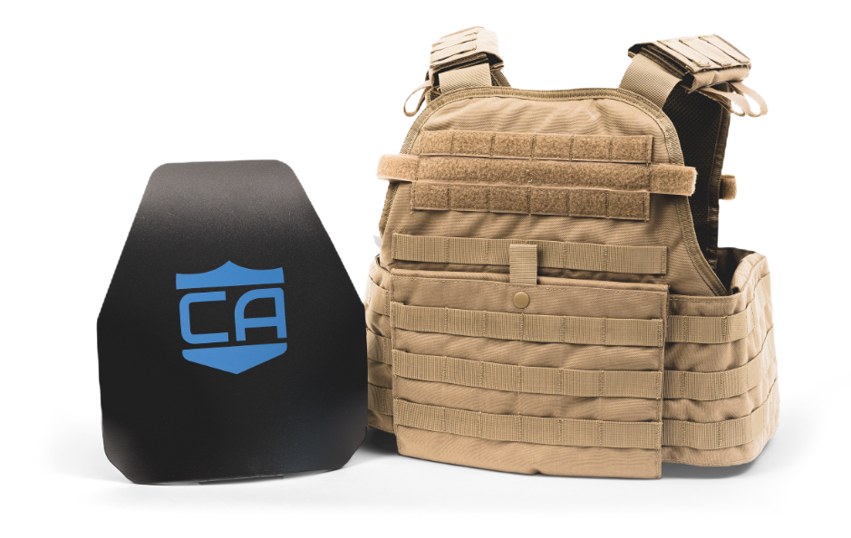 Caliber Armor AR550 Level III+ Body Armor